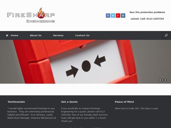 firesharp.co.uk