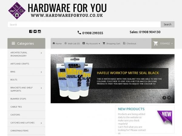 hardwareforyou.co.uk