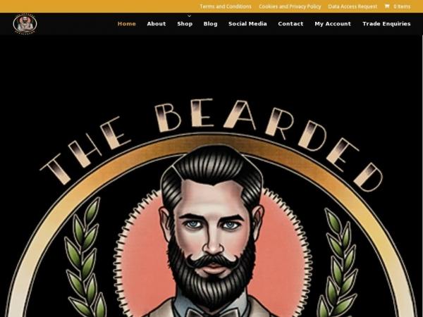 thebeardedrapscallion.com