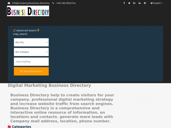 company2business.directory