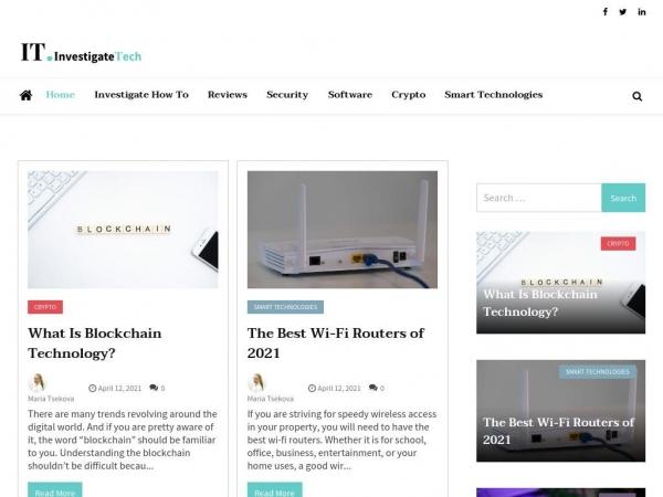investigatetech.com